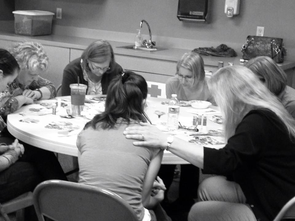Training Leaders – Healing Prayer