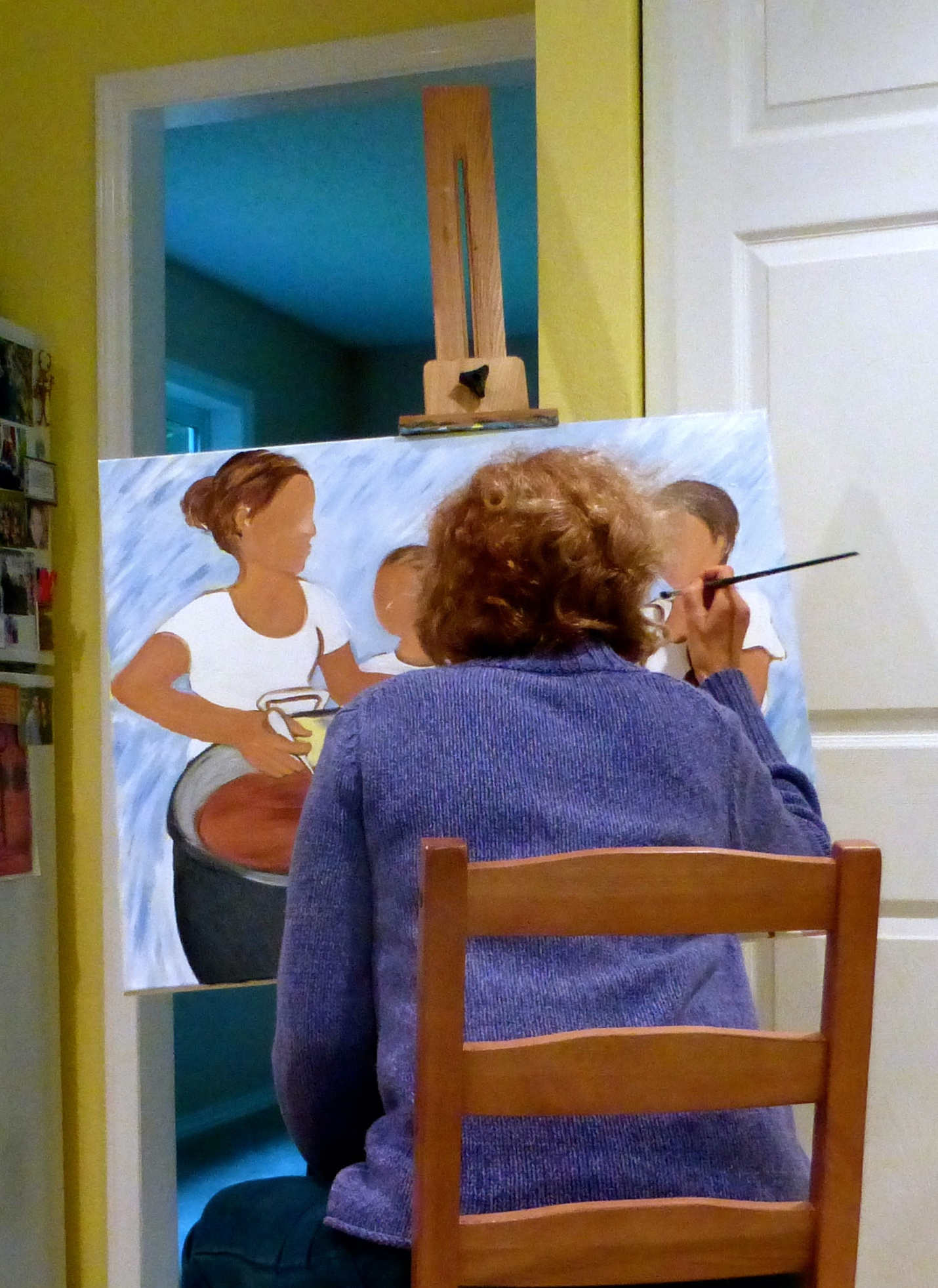 Painting, Painting, Painting!