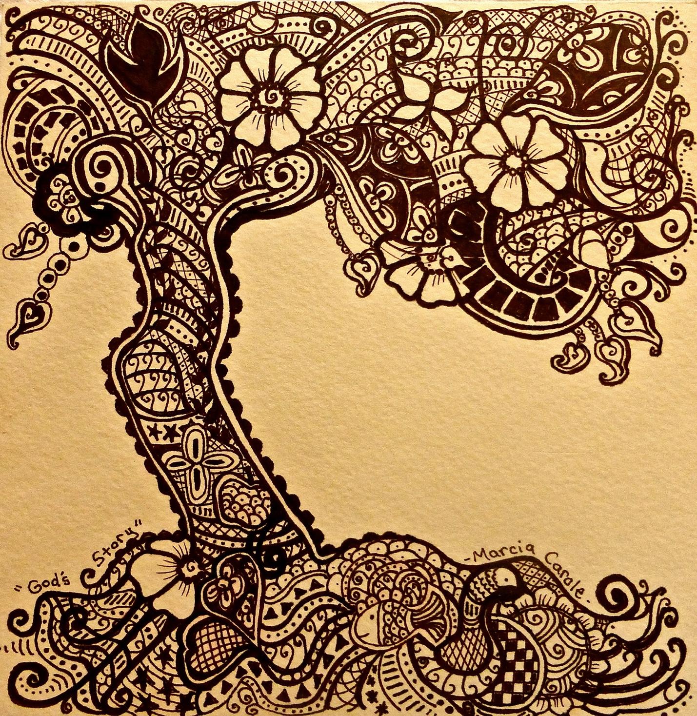 Mehndi Art, My Daughter and Life
