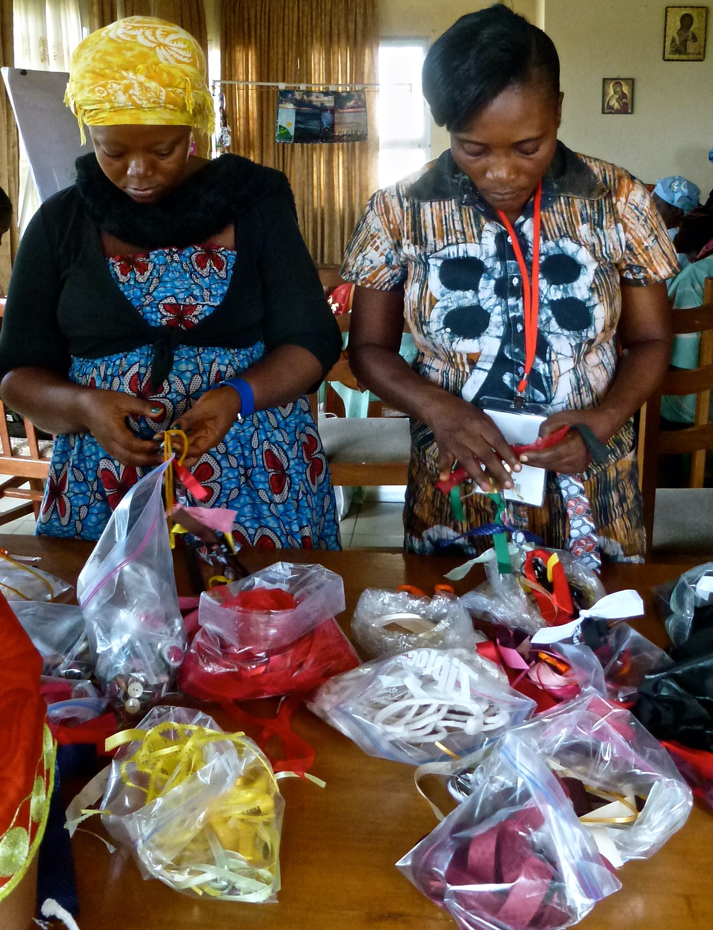 Telling Life Stories in Yaounde, Cameroon -Story Ropes