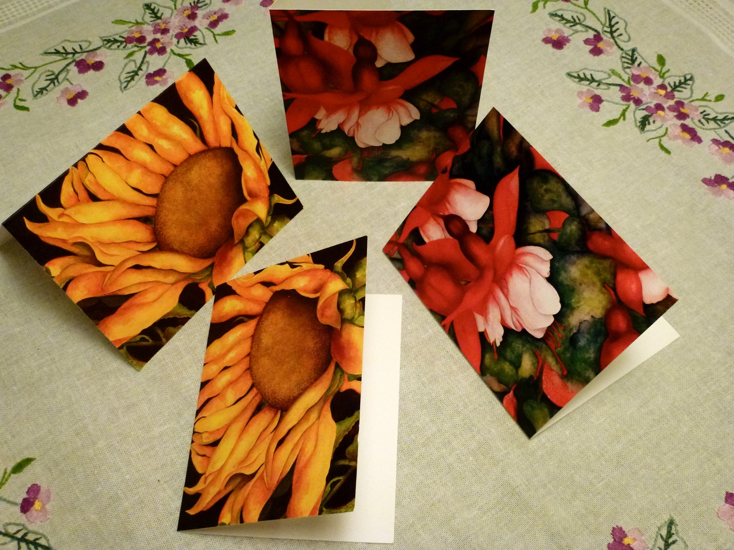 Art Greeting Cards Arrive